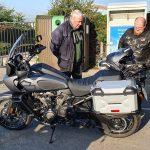 Read more about the article Nouvelle moto de Grand Patrick